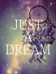 It Was Just A Dream Quotes Best of Just A Dream Words Quotes Sayings On We Heart It