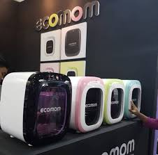 Máy tiệt trùng tia UV Ecomom | Chính hãng - Miễn phí giao hàng Toàn Quốc