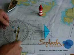 Navigation Chart Plotter How To Use A Navigation Chart Plotter