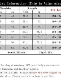 Cn Size Chart Chinese Size Chart To Us Mens Www Bedowntowndaytona Com