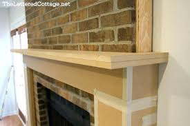 tips to and decorate your fireplace mantel shelf diy mantel shelf