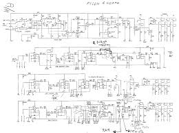 classic schematics allen heat 1980 es