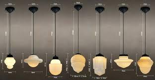 milk glass light art pendant vintage shades