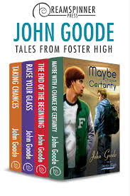 Tales From Foster High Bundle By John Goode Dreamspinner Press