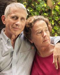 Dr. Anthony Fauci and Wife Dr. Christine Grady on Coronavirus and  Quarantine