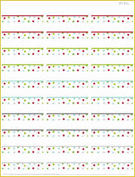 Holiday Address Label Templates Free Holiday Return Address Label Template Of Free Christmas