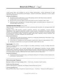 veteran resume military to civilian resume examples infantry  veteran