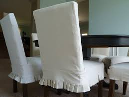 dining room parson chair slipcovers white kitchentoday white dining room chair slipcovers