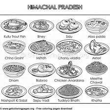 Healthy And Unhealthy Food Coloring Pages Getcoloringpagesorg