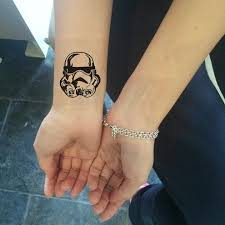 9 Nejlepší Star Wars Tetování Design Ideas Konec Světa