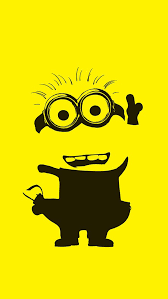 iphone wallpaper s deableminionpaintingyellow yellow minion