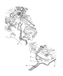 2002 chrysler concorde fuel lines fuel filter diagram 00i60358
