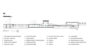 Kennedy Center Terrace Theater Seating Chart The Reach At The Kennedy Center By Steven Holl Architects