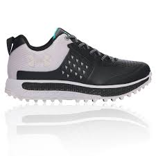 under armour running shoes black and white. womens beautiful under armour horizon str trail running shoes - black women q66l9 and white