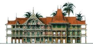 Caribbean Architecture Kenn Hardy Pinterest