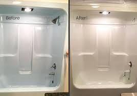 reglaze fiberglass tub fiberglass tub refinishing reglazing fiberglass shower pan