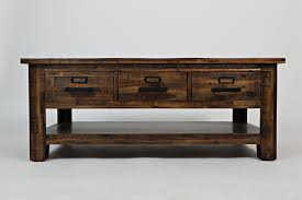 Wooden Coffee Tables With Drawers Table Wonderful Coffee Table With Drawers Material Wood Smooth