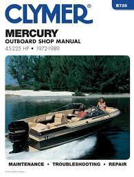 17 best ideas about mercury outboard mercury boats mercury outboard shop manual 45 225 hp 1972 1989