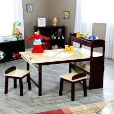 Kids Deluxe Art Center Activity Table For Kitchen Design Hdb Flats