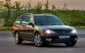 2005 Ford Mondeo 3 generation Wagon wallpapers, specs and news ...