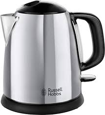 Russell Hobbs 24990 Small <b>Electric Kettle</b> 1 Litre <b>Fast</b> Boil Cordless ...