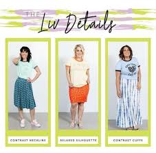 Lularoe Liv Top Details This Vintage Style Graphic Tee Is