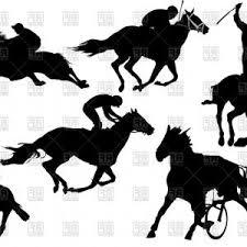 Vectors Silhouettes Silhouettes Of Arabian Horse Vector Sohadacouri
