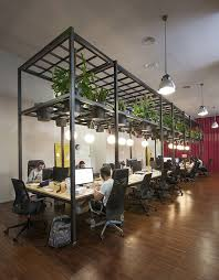 office design pictures. in barcelona studio lagranja have created an airy plantfilled office space for design pictures