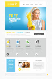 Carpet Cleaning Website Design Website Design 43572 Perfect Cleaning Company Custom