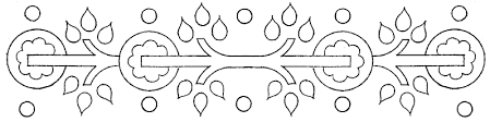 Border Patterns Classy Embroidery Pattern Border For Redwork Or Other Techniques