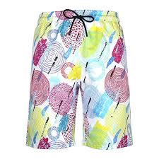 Ariesale <b>Men's</b> Summer Fashion 3D Printed <b>Shorts</b> Recreational ...