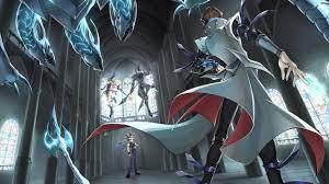 Yu-Gi-Oh! Blue-Eyes White Dragon Dark ...