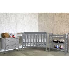 Baby Mod Ava 4 Piece Nursery Set Gray Walmart