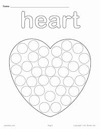 Dot Markers Coloring Pages S Bingo Dot Coloring Pages Drawings Art