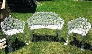 cast iron patio furniture iamfisscom
