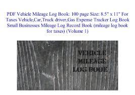 Car Mile Tracker