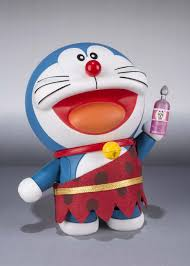 His fear of mice is link to how he lost his ears and his original color of yellow. Doraemon The Movie 2016 Doraemon Robot Spirits Action Figure Bandai 4549660038245 Grown Up Toys Action Toy Figures