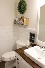 bathroom with wainscoting. Amazing Half Bath Wainscoting Home \u0026 Furniture Design Kitchenagenda Bathroom With