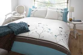 teal and cream duvet covers entrancing set lighting on teal and cream duvet covers