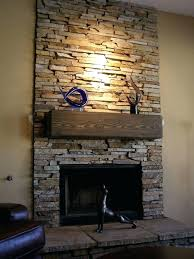 how to put a mantle on a stone fireplace s s how to put mantle on stone
