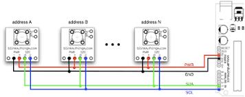 arduino i2c wiring diagram arduino image wiring i2c wiring i2c wiring diagrams car on arduino i2c wiring diagram