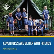 Guide To Safe Scouting Chart Cub Scout Outdoor Program Gulf Stream Council