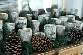 candle logs for fireplace log candle holder decorations birch logs decor for decorative fireplace tea candle logs for fireplace