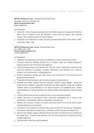 Maintenance Technician Job Description Resume Best of Resume For Maintenance Technician Automotive Technician Resume