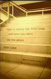 Stairs Quotes Impressive A Practical Metaphor For Martin Luther King's Quote About Faith