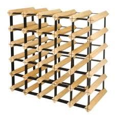 wood metal wine rack.  Rack 30 Bottle Galvanized Pine Wine Rack And Wood Metal Wine Rack 0