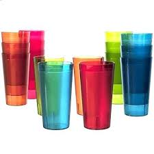 colored glass drinking glasses colored glass drinking glasses plastic glasses multi colored glass drinking glasses coloured