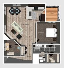 1 Bedroom Apartment Baxter Floor Plan North Pointe Villas