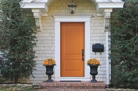 pella front doorsVibrant Colored Doors From Pella