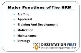 hrm dissertation writing and help online uk major roles of hr dissertation topics